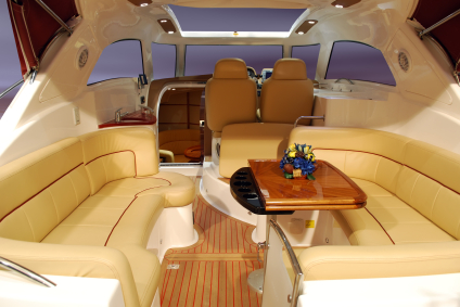 Our Specialty Is Interior Boat Restoration; Covering And Re Covering All  Areas   Bunks, Window U0026 Hatch Coverings, Settees, Salons, Staterooms, ...